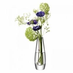 Ваза округлая высокая Flower 17 см, LSA