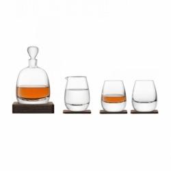Набор для виски с деревянными подставками Islay whisky, LSA