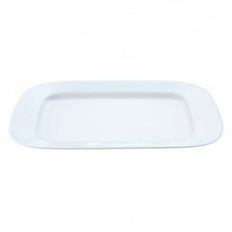 Блюдо сервировочное прямоугольное Dine 33 см, LSA