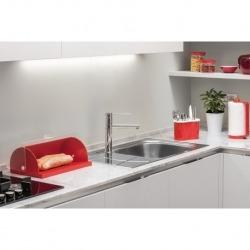 Сушилка для столовых приборов Forme casa зеленая, Guzzini