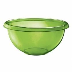 Миска для салата Happy hour 7 л зеленая, Guzzini