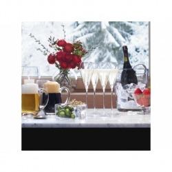 Набор из 2 бокалов для просекко Wine 250 мл, LSA