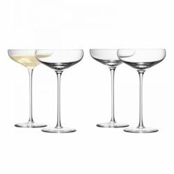 Набор из 4 бокалов-креманок Wine 300 мл, LSA