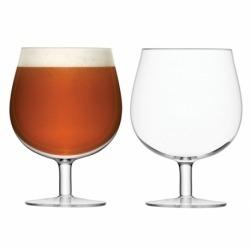 Набор из 2 бокалов для пива Bar 550 мл, LSA