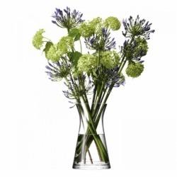 Ваза для смешанного букета Flower 29 см, LSA