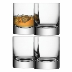 Набор из 4 стаканов Bar 250 мл, LSA