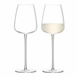 Набор из 2 бокалов для белого вина Wine culture 490 мл, LSA
