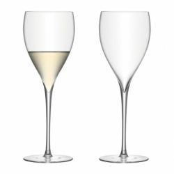 Набор из 2 бокалов для вина Savoy 380 мл прозрачный, LSA