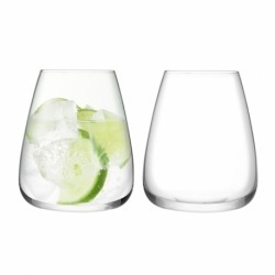 Набор из 2 бокалов для воды Wine culture 590 мл, LSA