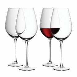 Набор из 4 бокалов для красного вина Wine 850 мл, LSA