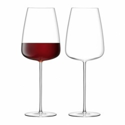 Набор из 2 бокалов для красного вина Wine culture 800 мл, LSA