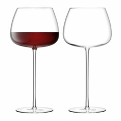 Набор из 2 бокалов для красного вина Wine culture 590 мл, LSA