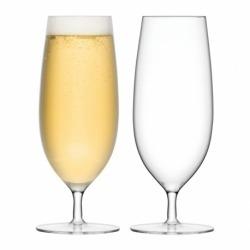 Набор из 4 бокалов для пива Bar 450 мл, LSA