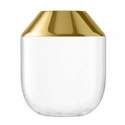 Ваза Space 39 см золото, LSA