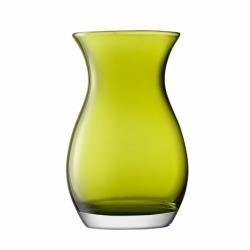 Ваза для небольшого букета Flower 20 см оливковая, LSA