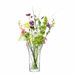 Ваза для открытого букета Flower 26 см, LSA