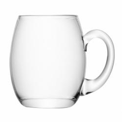Кружка для пива высокая округлая Bar 500 мл, LSA