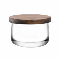 Чаша с деревянной крышкой City d13 см, LSA