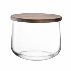 Чаша с деревянной крышкой City d22 см, LSA