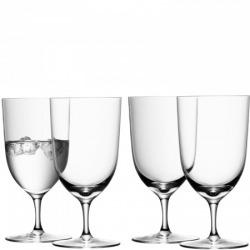 Набор из 4 бокалов для воды Wine 400 мл, LSA