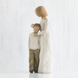 Статуэтка Willow Tree Мама и сын (Mother and Son)