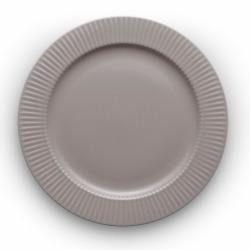 Тарелка круглая Legio nova d28 см серая, Eva Solo