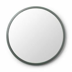Зеркало настенное Hub d61 светло-зелёное, Umbra