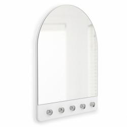 Зеркало настенное Peek белое, Umbra