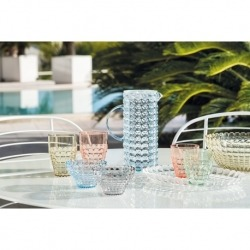 Кувшин с колбой для льда Tiffany прозрачный, Guzzini