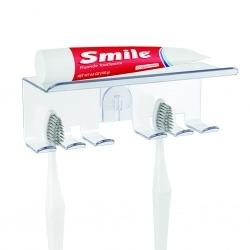 Органайзер для зубных щеток Basics пластиковый, Balvi