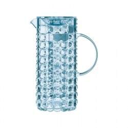Кувшин с колбой для льда Tiffany голубой, Guzzini 22560181