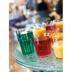 Набор из 6 стаканов Happy hour 350 мл прозрачный, Guzzini
