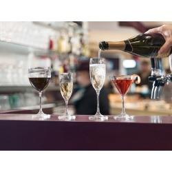 Набор из 12 бокалов для коктейля Happy hour 160 мл, Guzzini