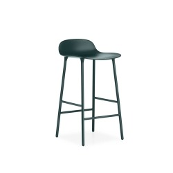 Барный стул Form 65 см, зеленый,Normann Copenhagen