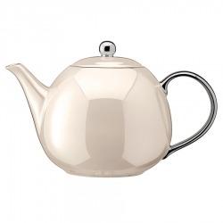 Чайник Polka 1,3 л перламутровый бежевый, LSA