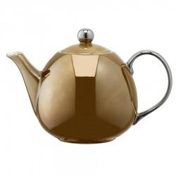 Чайник Polka 750 мл коричневый, LSA