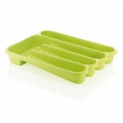 Органайзер для столовых приборов forme casa зелёный, Guzzini
