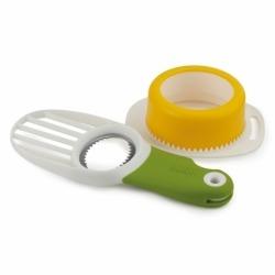 Набор для завтрака (форма для приготовления яиц пашот и нож для авокадо), Joseph Joseph