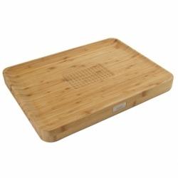 Доска разделочная Cut & Carve Bamboo, Joseph Joseph