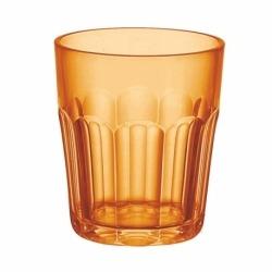 Стакан happy hour 350 мл оранжевый