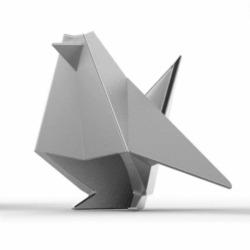 Держатель для колец origami птица хром, Umbra