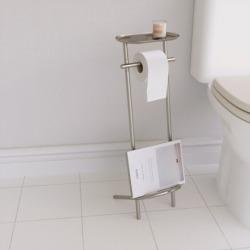 Держатель для туалетной бумаги стальной, Umbra