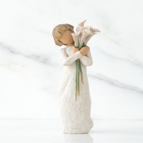 Статуэтка Willow Tree Красивые пожелания (Beautiful Wishes)