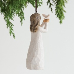 Подвесное украшение Willow Tree Лети (Soar Ornament)