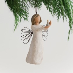 Подвесное украшение Willow Tree Ангел надежды (Angel of Hope Ornament)