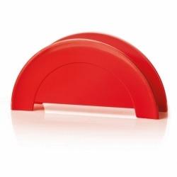 Салфетница Forme Casa красная