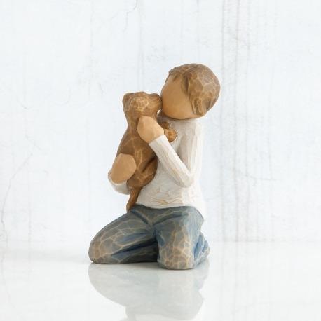 Статуэтка Willow Tree Доброта (мальчик) (Kindness)