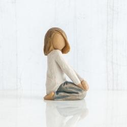 Статуэтка Willow Tree Радостный ребенок (Joyful Child)