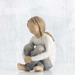 Статуэтка Willow Tree Энергичная девочка (Spirited Child)