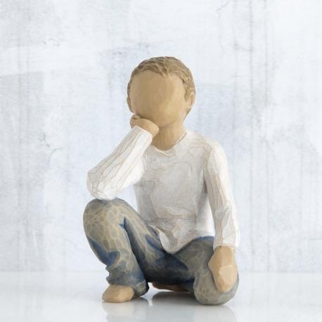 Статуэтка Willow Tree Любознательный ребенок (Inquisitive Child)